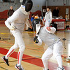All City Fencing Championship San Francisco High School CIF :